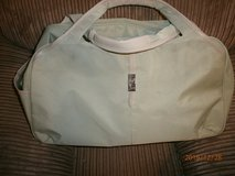 LARGE MINT GREEN TRAVEL BAG BY GUYDARLEY in Lakenheath, UK