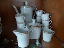 French coffee set in Baumholder, GE
