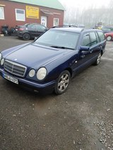 Great 98 Automatic Mercedes E 240 Wagon V6 Gasoline Low Miles in Ramstein, Germany