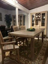 United Furniture - New Item - Kipling Dining Set -Solid Wood (Acacia) including delivery in Spangdahlem, Germany
