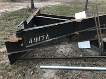 Large A Frame trailer tongues w/ jacks in Fort Polk, Louisiana