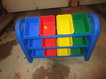 ECR4Kids 3-Tier Toy Bin Storage Organizer in Naperville, Illinois