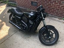 2016 Harley Davidson Street 750 (XG750) - Many Extras Included in Nashville, Tennessee