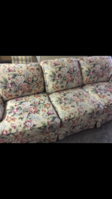 Beautiful Floral SOFA in Warner Robins, Georgia