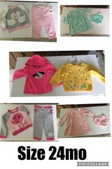 24 month baby girl clothes in Orland Park, Illinois