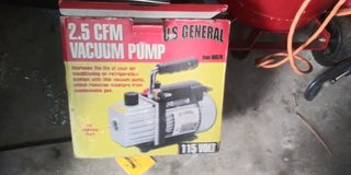 Air compressor and vacuum pump in Bellaire, Texas
