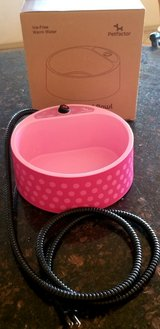 Pet Heated Water Bowl in Alamogordo, New Mexico