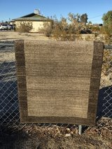 Area rug, 3'x5' in 29 Palms, California