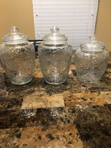 PRINCESS HOUSE FANTASIA CANISTER SET LARGE in Spring, Texas