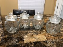 PRINCESS HOUSE CANISTER SET MEDIUM SIZE in Spring, Texas