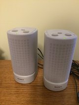 Sony Powered Speakers SRS 88PC Mint Condition in Cary, North Carolina