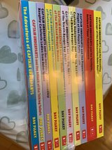 captain underpants books NEW in Lakenheath, UK