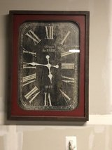 World Market Clock in Bolling AFB, DC