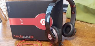 Beats Solo HD Headphones in Stuttgart, GE