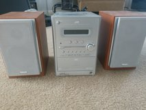 JVC 5-disc stereo system in Beaufort, South Carolina