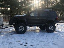Off road project in Fort Drum, New York
