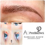Microblading PhiBrows & Keratin LashLift in Ramstein, Germany