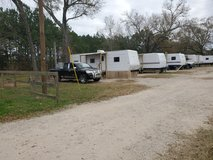 RV trailers for rent in Porter in Houston, Texas