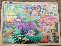 Mermaid Melissa & Doug Puzzle in Plainfield, Illinois