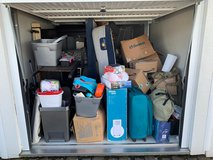 NEW YEAR'S JUNK REMOVAL, TRASH HAULING, GARBAGE DISPOSAL in Ramstein, Germany