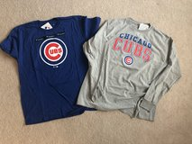 Men's cubs shirts in Naperville, Illinois