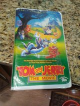 Tom and Jerry VHS in Plainfield, Illinois