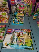 Lego Friends Heartlake Jungle Falls Rescue (41033) - COMPLETE with Box & Manual and all pieces. in Orland Park, Illinois