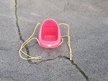Child's Swing in Fort Campbell, Kentucky