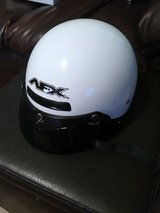 Motorcycle helmets. Like New in Alamogordo, New Mexico