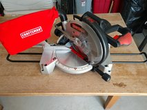 "Craftsman 10"" compound miter saw in Alamogordo, New Mexico"