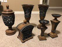 6 Decorative pieces in The Woodlands, Texas