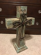 Wooden cross in The Woodlands, Texas
