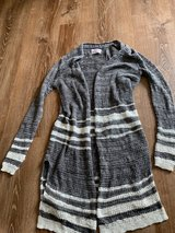 justice long sweater sz 18 in Westmont, Illinois