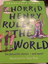 Horrid Henry 10 story collection in Lakenheath, UK