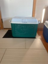 Rubbermaid Cooler green in Joliet, Illinois
