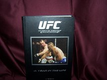 UFC A Year in The Life Book in Alamogordo, New Mexico