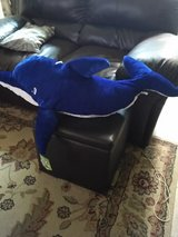 Large stuffed dolphin. New with tag's in Alamogordo, New Mexico