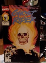 Comics Puppet Master 1990 & 1991 Ghost Rider 1991, and Wonder Women 1986 in 29 Palms, California