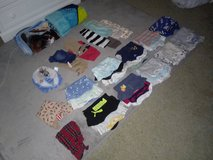 Baby boy clothes lot in Camp Pendleton, California