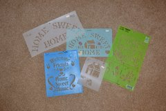 Home Sweet Home Stencils in Alamogordo, New Mexico