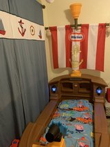 Little Tykes Pirate Ship Toddler bed in 29 Palms, California