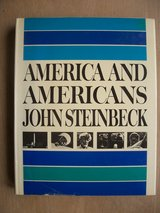 Book (1966): America and Americans. in Stuttgart, GE