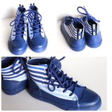 Hunter for Target Kids high top sneakers shoes. Youth size 2Y in Wiesbaden, GE