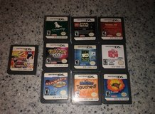 US DS games in Okinawa, Japan
