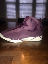 Nike Jordan True Flight Sneaker (Burgundy) Mens 11.5 in Cary, North Carolina
