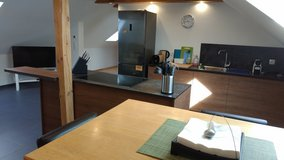 TLA 1 BR Apt, 5 min from Ramstein AB, Air-Con, private terrace in Ramstein, Germany