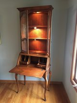 Vintage Country French Secretary Desk in Orland Park, Illinois