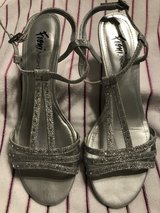 SILVER SHOES in Houston, Texas
