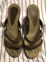 SANDALS 8 1/2 in Houston, Texas