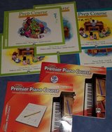 Set of 7 Alfred's Piano Course Books for the young beginner in Kingwood, Texas